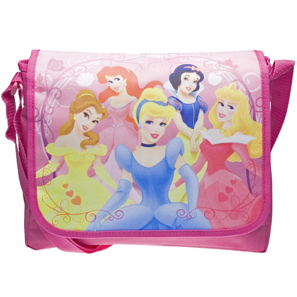 Disney Princess - Mini-Messenger Pink Bag