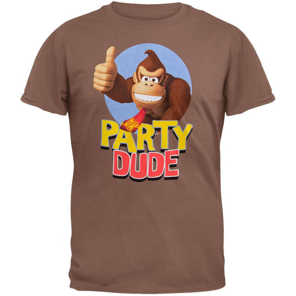 Nintendo - Donkey Kong Party Dude T-Shirt