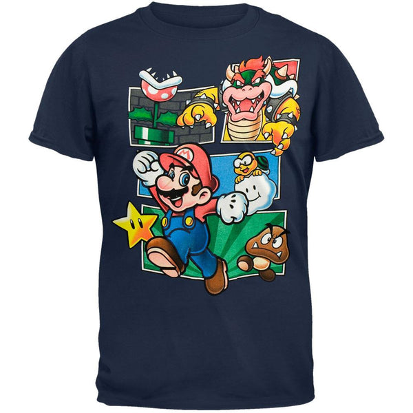 Nintendo - Mario Action T-Shirt