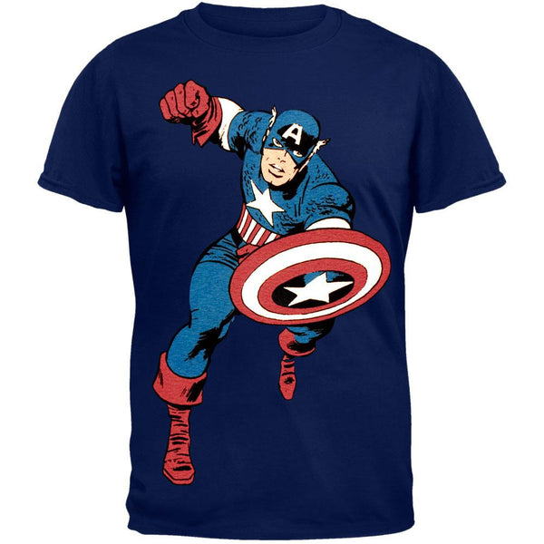Captain America - Pose T-Shirt