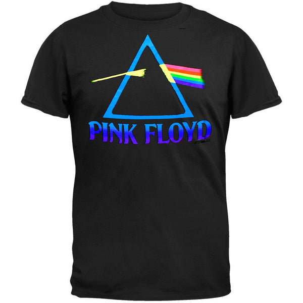 Pink Floyd - Black Light Prism T-Shirt