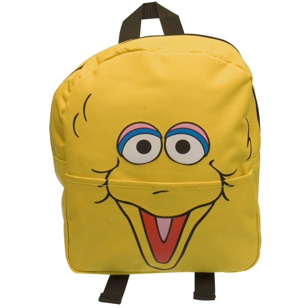 Sesame Street - Big Bird Face Mini Backpack