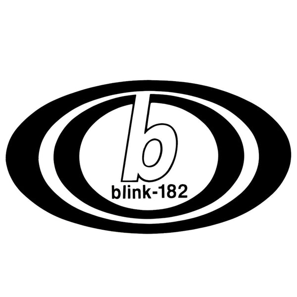Blink 182 - Billabong Cutout Decal