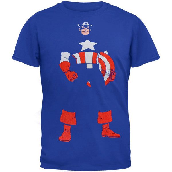 Captain America - Invisible Youth T-Shirt