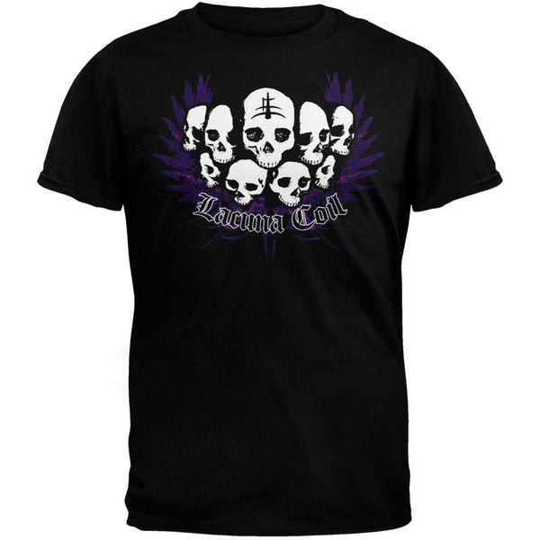 Lacuna Coil - Skull T-Shirt