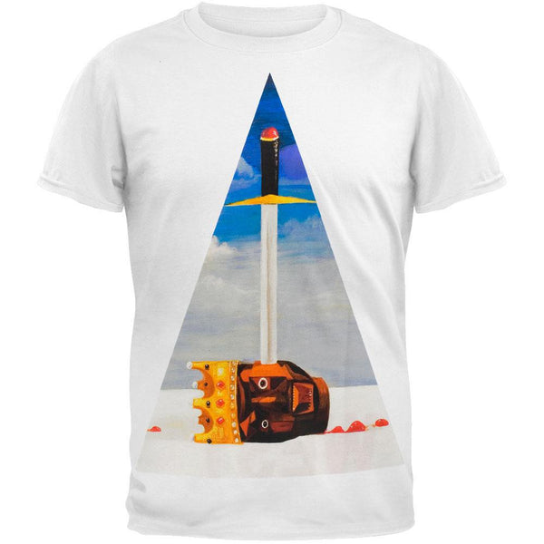 Kanye West - Power Triangle T-Shirt