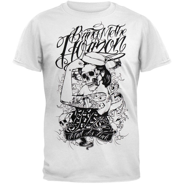 Bring Me The Horizon - Sailor Soft T-Shirt