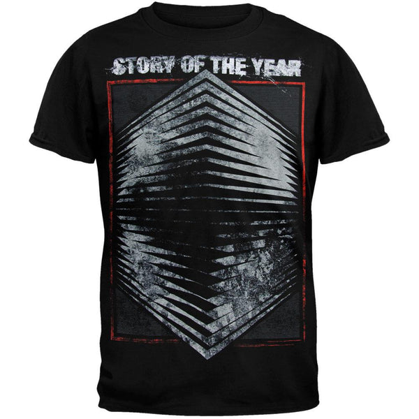Story Of The Year - Dimensional Soft T-Shirt