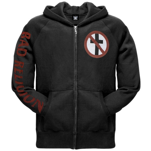 Bad Religion - Crossbuster Zip Hoodie