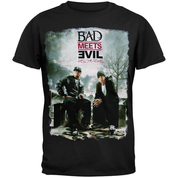 Bad Meets Evil - Burnt T-Shirt