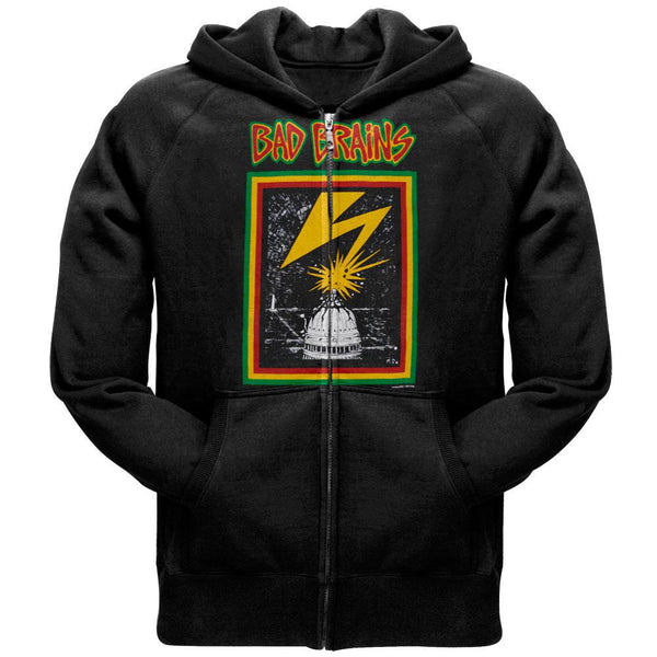Bad Brains - Capitol Zip Hoodie