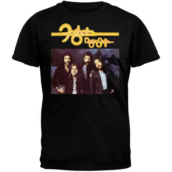 Foghat - Night Shift T-Shirt
