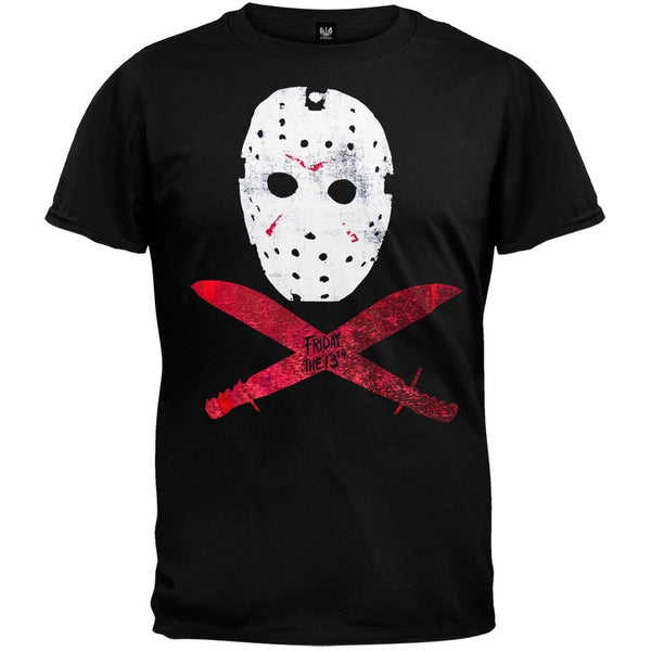 Friday The 13th - Jolly Jason Soft T-Shirt