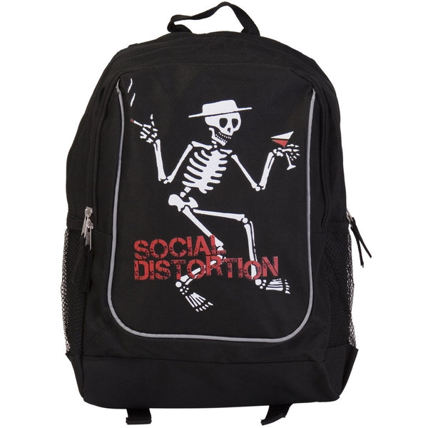 Social Distortion - Skelly Backpack