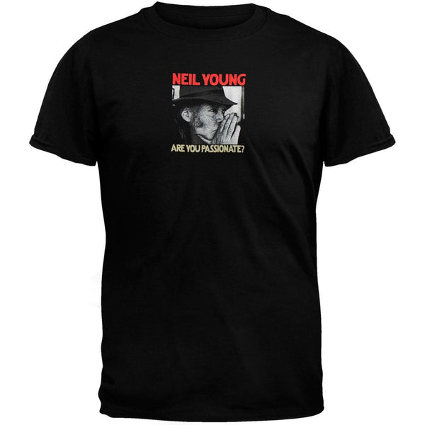 Neil Young - Are You Passionate T-Shirt