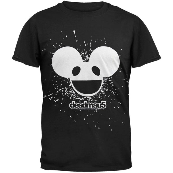 deadmau5 - Burst Mau Logo Glow Soft T-Shirt