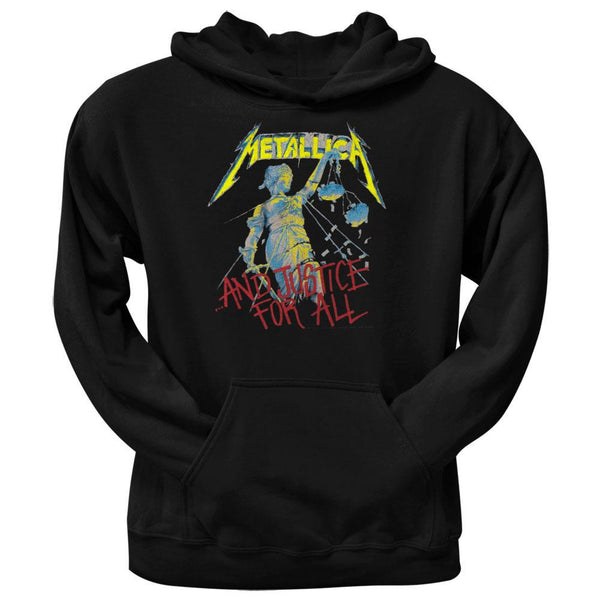 Metallica - And Justice For All Pullover Hoodie