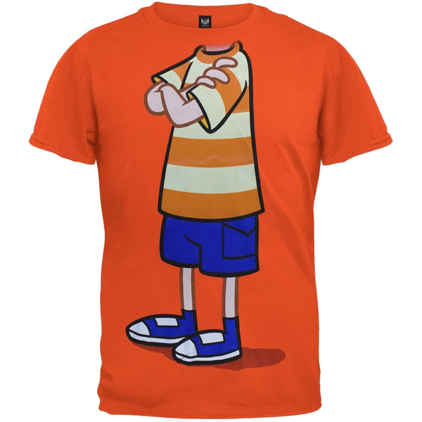 Phineas And Ferb - Stun Phin Body Costume T-Shirt