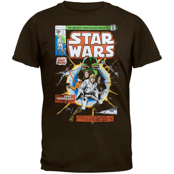 Star Wars - Fabulous 1st Issue Soft T-Shirt