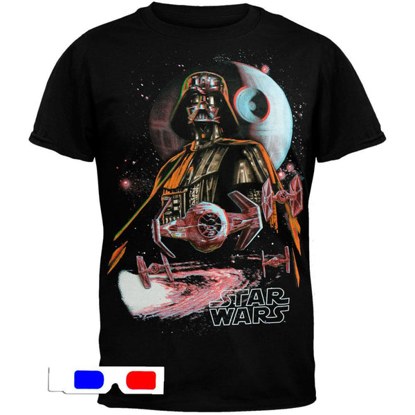 Star Wars - House Of Vader 3D T-Shirt