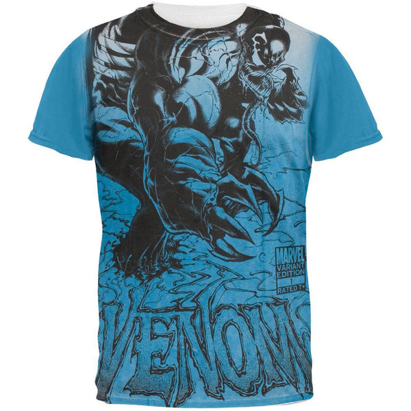 Spider-Man - VQ Sketch All-Over T-Shirt