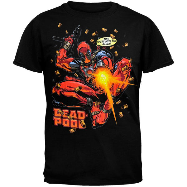 Deadpool - Girl Getter T-Shirt