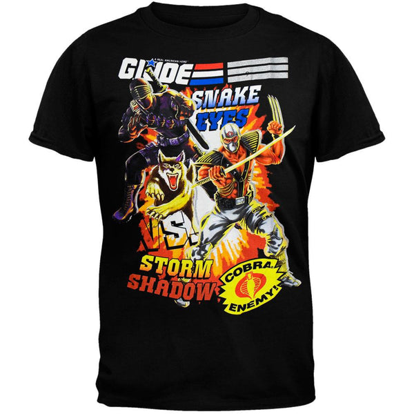 G.I. Joe - Good N Bad Soft T-Shirt