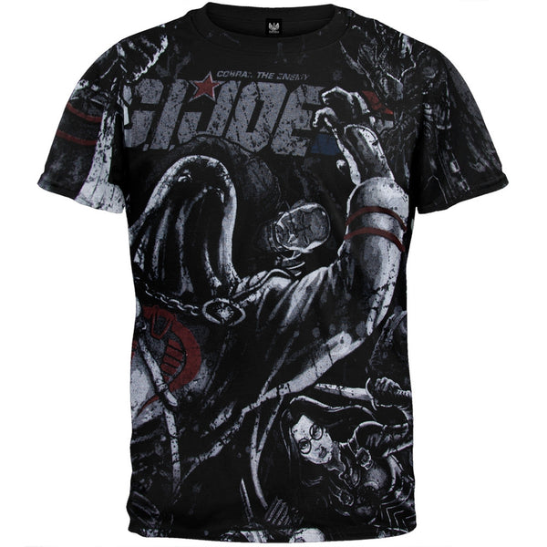 G.I. Joe - Cobra Attacks All-Over T-Shirt