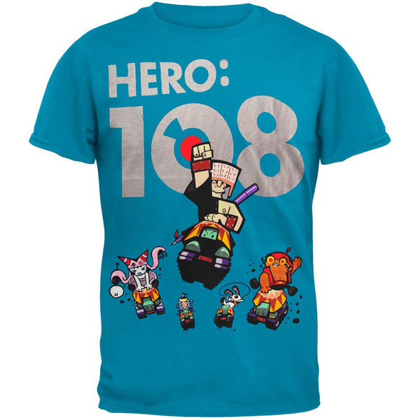 Hero: 108 - Travelin Team Soft T-Shirt