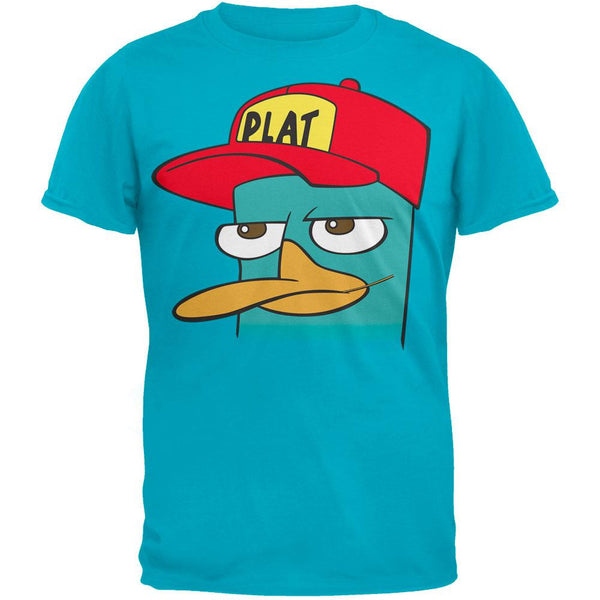 Phineas And Ferb - Big Trucker Soft T-Shirt