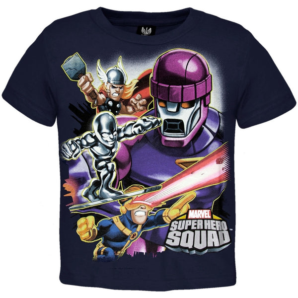 Marvel Super Hero Squad - Big 3 Youth T-Shirt