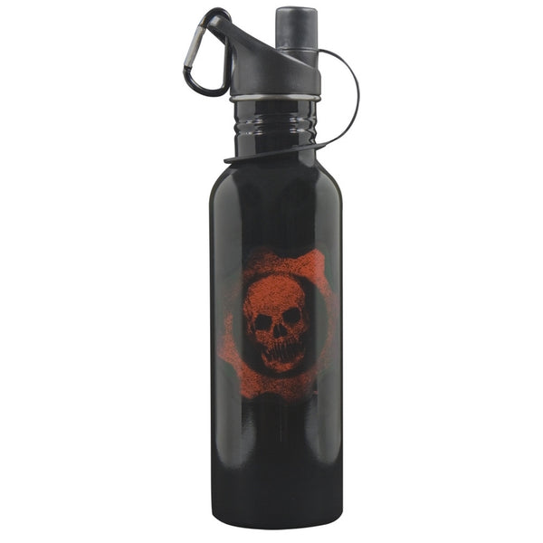 Gears Of War - Logo Water Bottle