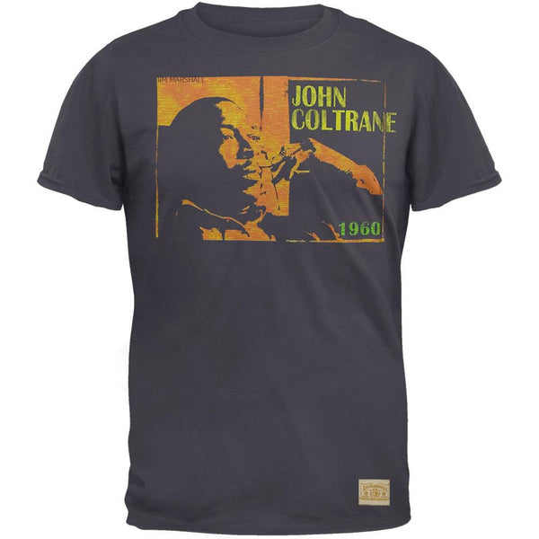 John Coltrane - Focused Overdye T-Shirt