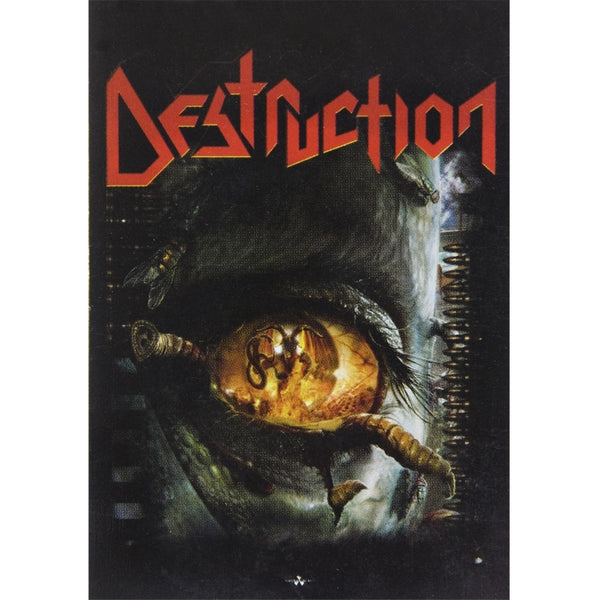 Destruction - Day Of Reckoning Tapestry