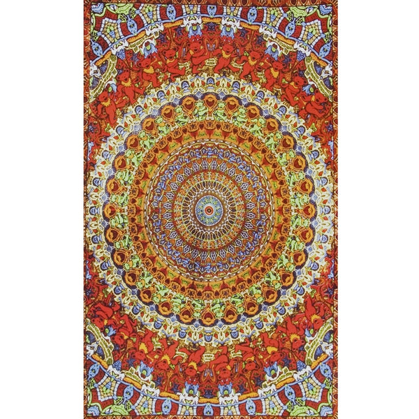 Grateful Dead - Bear Vibrations Tapestry