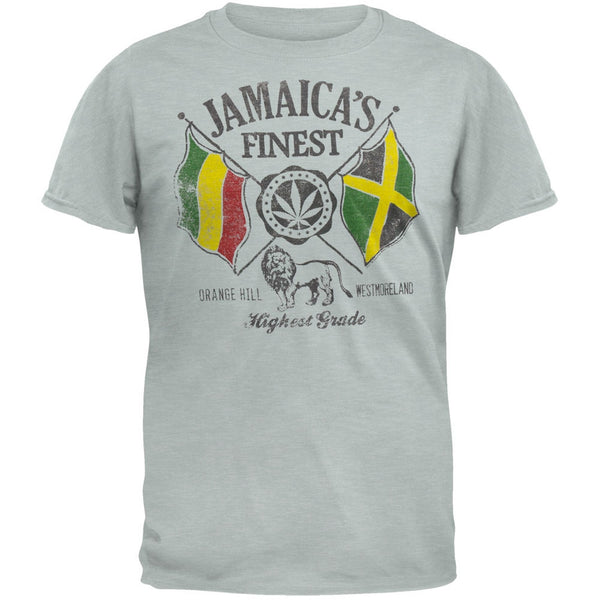 Rastafari - Jamaicas Finest T-Shirt