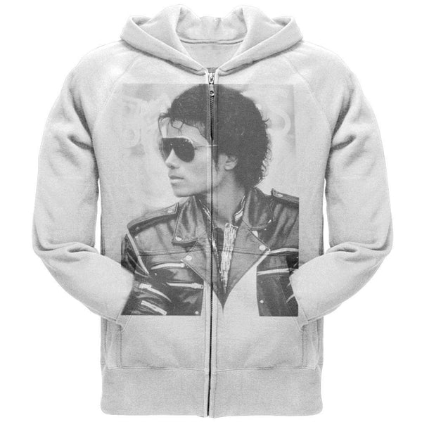 Michael Jackson - Classic Photo Zip Hoodie