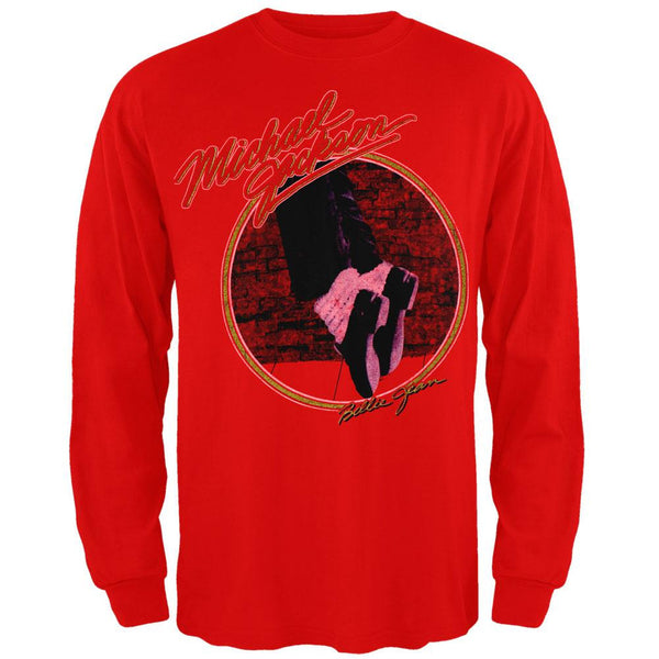 0284379ed5d3 Michael Jackson - Toes Long Sleeve T-Shirt