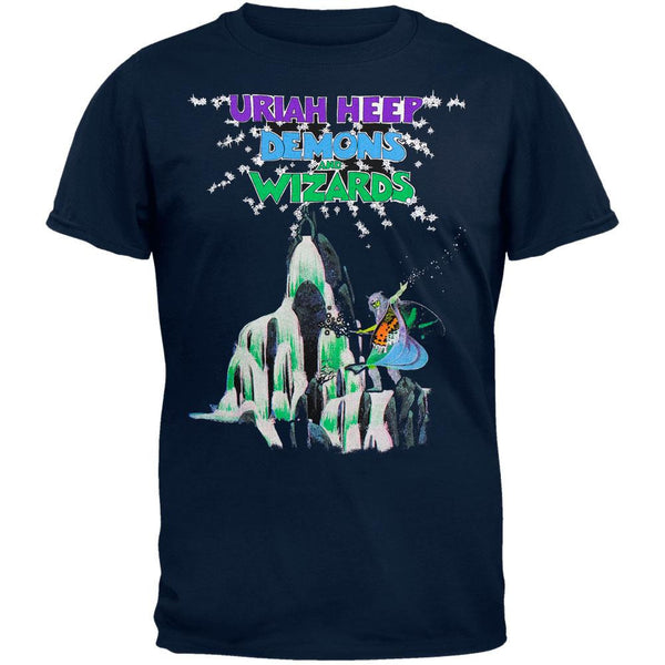 Uriah Heep - Demons And Wizards T-Shirt