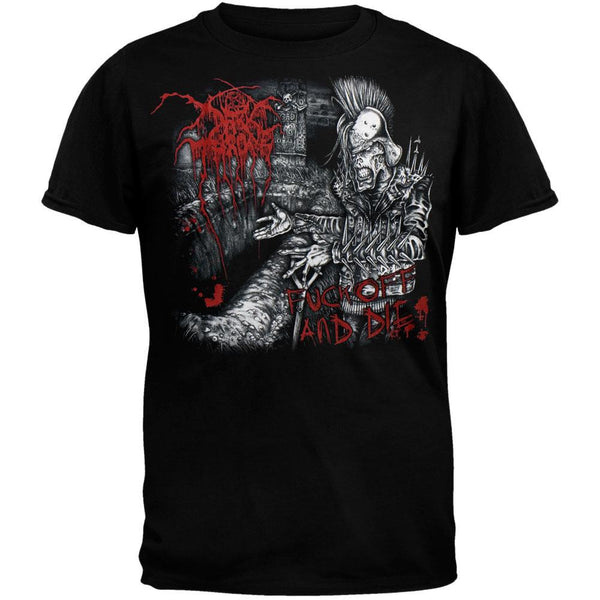 Darkthrone - Fuck Off And Die T-Shirt