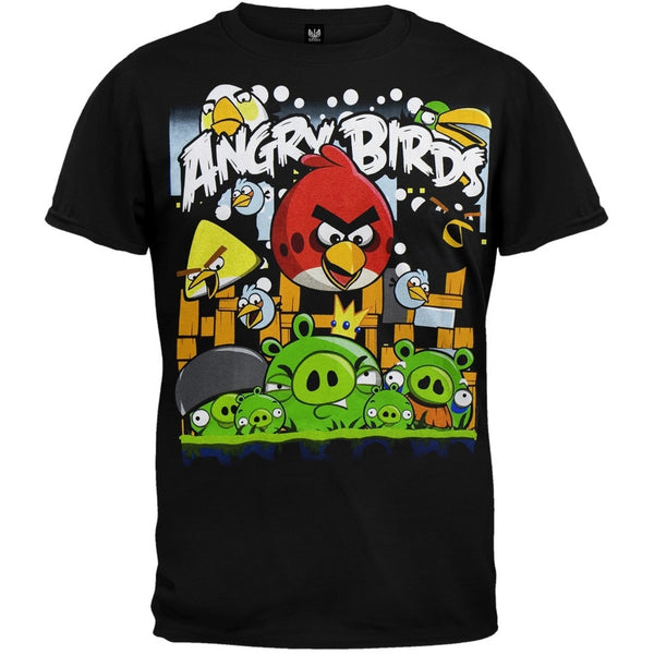Angry Birds - Angriest Attack Youth T-Shirt