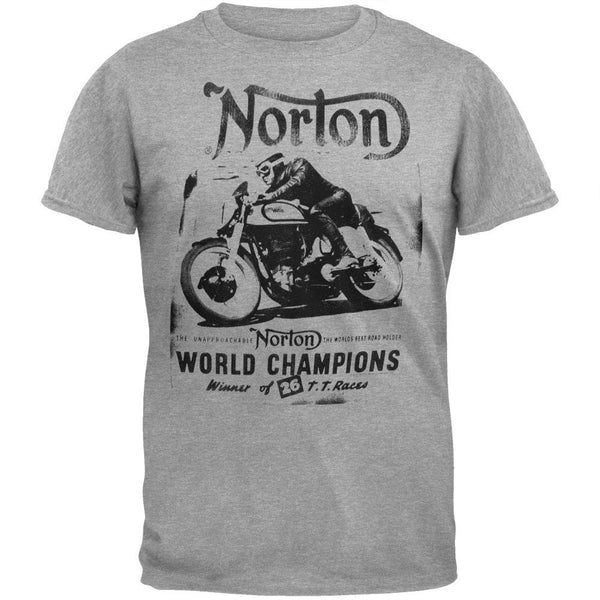 Norton - Norton Cycles Soft T-Shirt