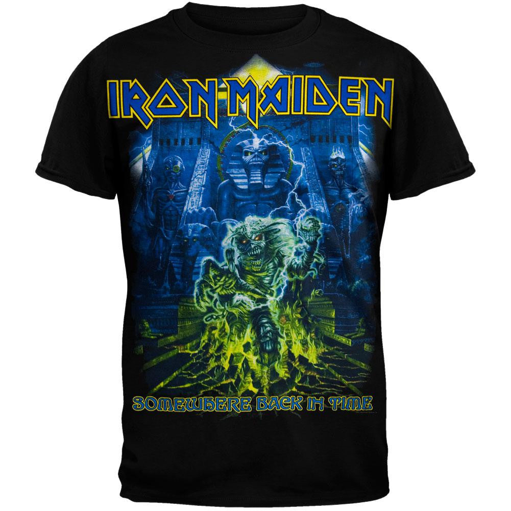 Iron Maiden Mummy T Shirt Oldglorycom