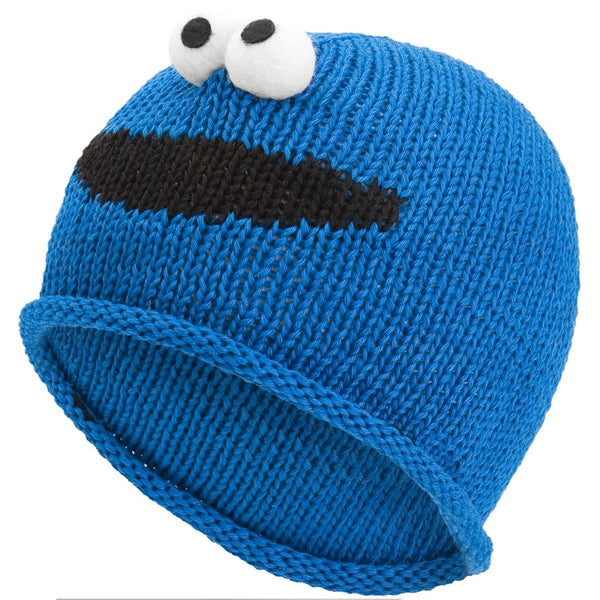 Sesame Street - Cookie Monster Head Toddler Beanie