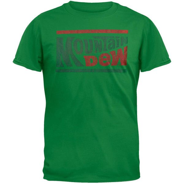 Mountain Dew - Distressed Classic Logo T-Shirt