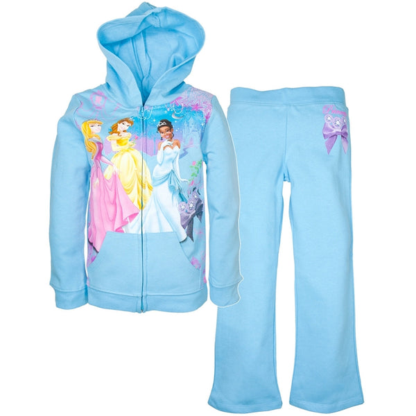 Disney Princesses - Princess Cameo Girls Juvy Jogging Set