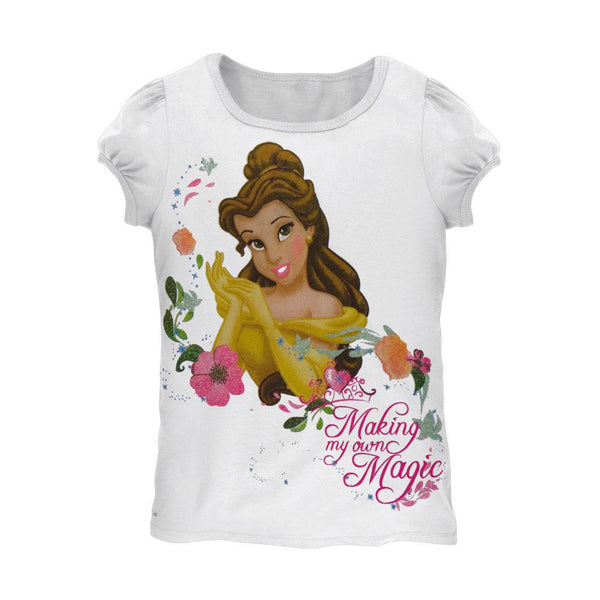 Disney Princess - Belle Magic Juvy Girls T-Shirt