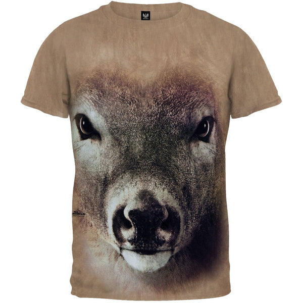 Deer Face T-Shirt
