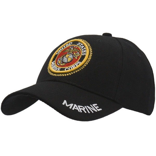 US Marines - Logo Adjustable Baseball Cap
