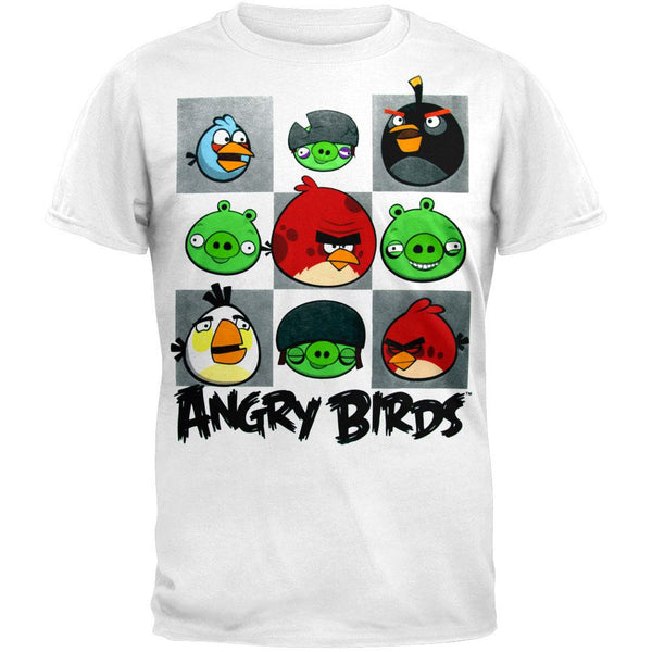Angry Birds - Gridlock T-Shirt